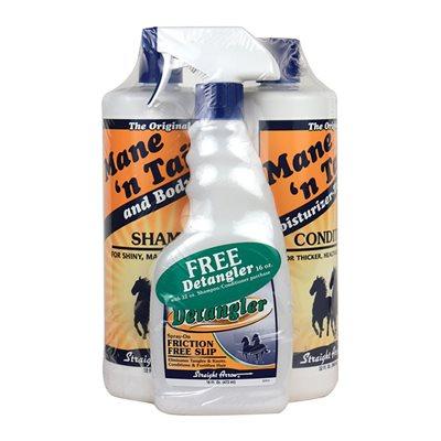 Promo Mane 'N Tail shampoing, revitalisent et démêlant