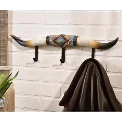 Crochet Long Horn