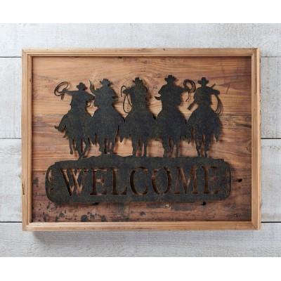 Welcome cowboy