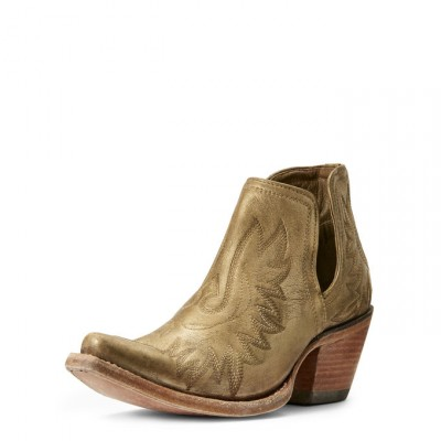 Botte Ariat Dixon Gold