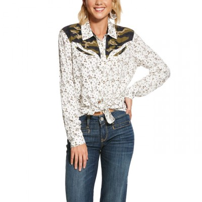 Blouse Ariat Buckaroo