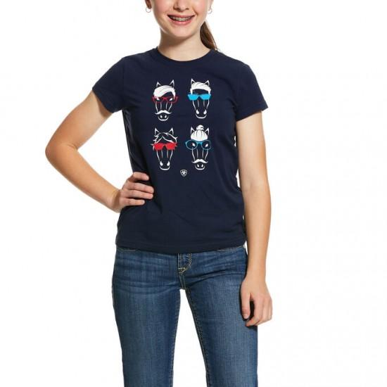 T-shirt Ariat Hipster enfant
