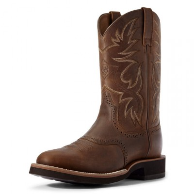 Botte Ariat  Heritage Crepe homme
