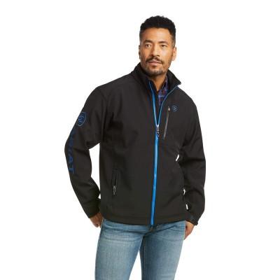 Jacket Softshell Ariat noir homme