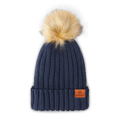 Tuque Ariat Cotswold navy Eclipse