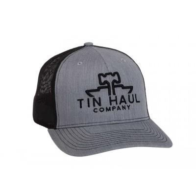 Casquette Tin Haul grise