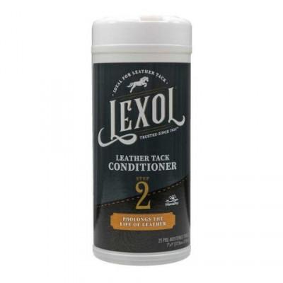 Conditionneur Cuir - Lingettes LEXOL