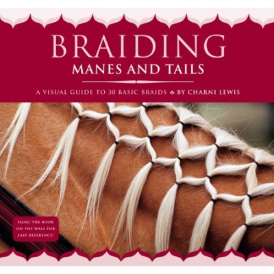 Braiding manes and tail : A visual guide to 30 basic braids by Charni Lewis