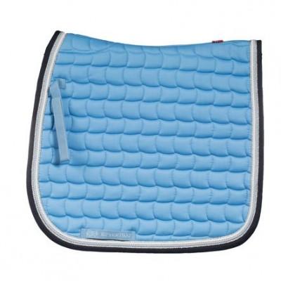 Tapis dressage bleu B Vertigo
