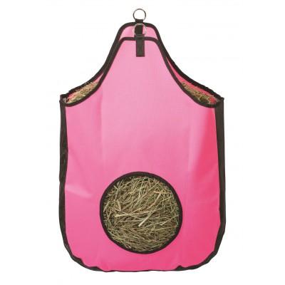 Sac à foin Weaver rose