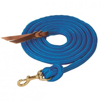 Laisse Weaver Cowboy 10' bleu