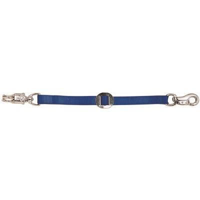 Attache de remorque ajustable weaver bleu