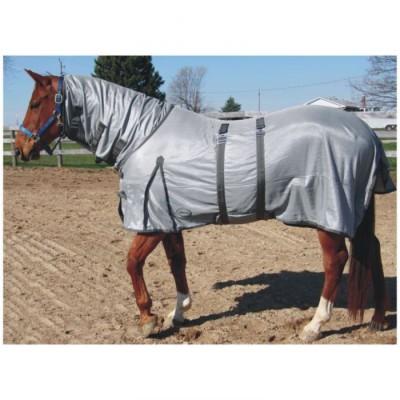 Couverture à mouche 85-87 po Canadian Horsewear