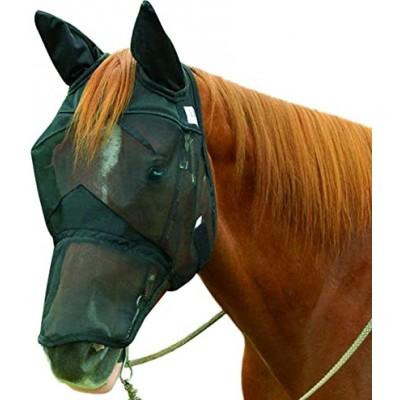 Masque à mouche Cashel Quiet Ride cheval