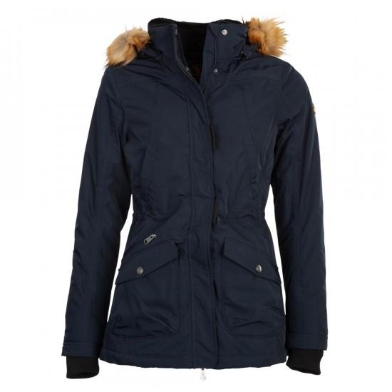Manteau d'hiver BR Nena navy