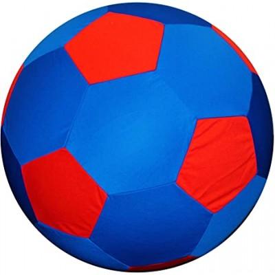 Couvre ballon Horseman' Pride 40'' bleu et rouge