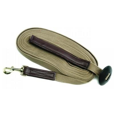 Longe coton avec chaîne