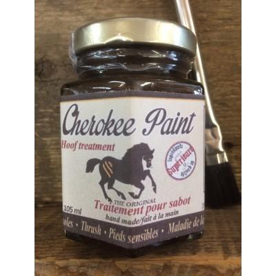 Cherokee Paint Traitement pour Sabot 105 mL