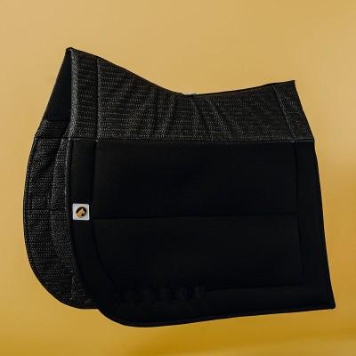 Ecogold Secure pad dressage noir