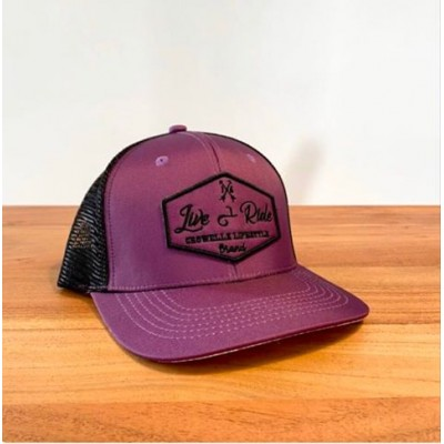 Casquette Crowellz Grape