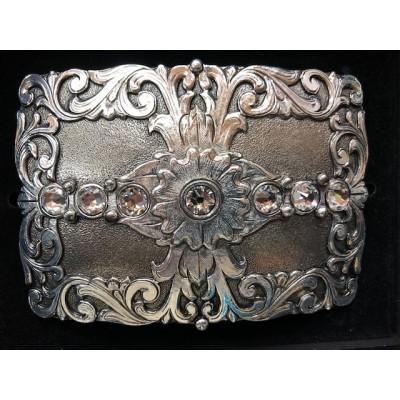 Boucle de ceinture AndWest diamant