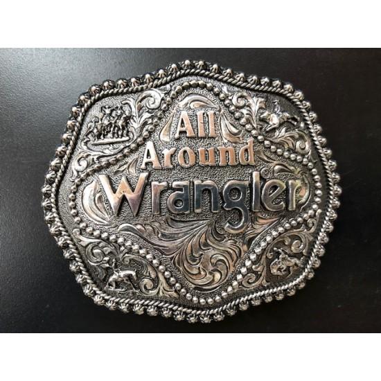 Boucle de ceinture Wrangler All around