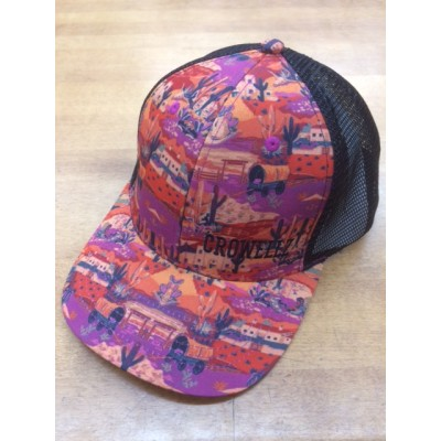 Casquette Crowellz Chuckwagon