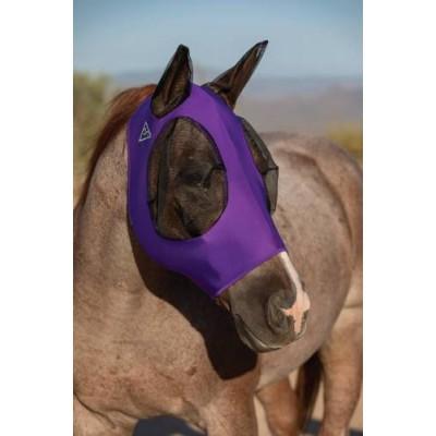 Masque à mouche Lycra Professional's Choice mauve