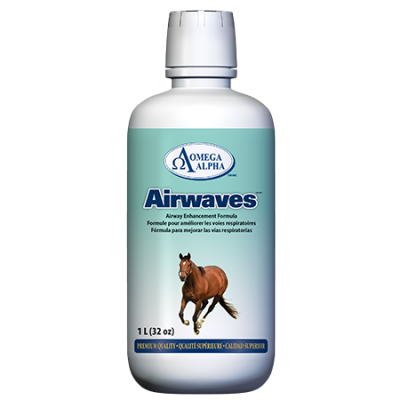 AIRWAVES Omega Alpha 1 L