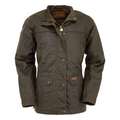 Manteau Walkabout bronze