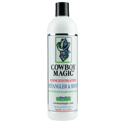 Démêlant, detangler & shine COWBOY MAGIC 473 mL