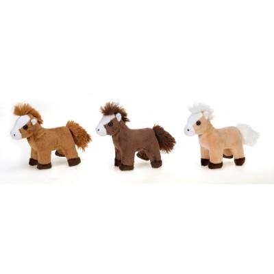 Peluche mini cheval 5 po