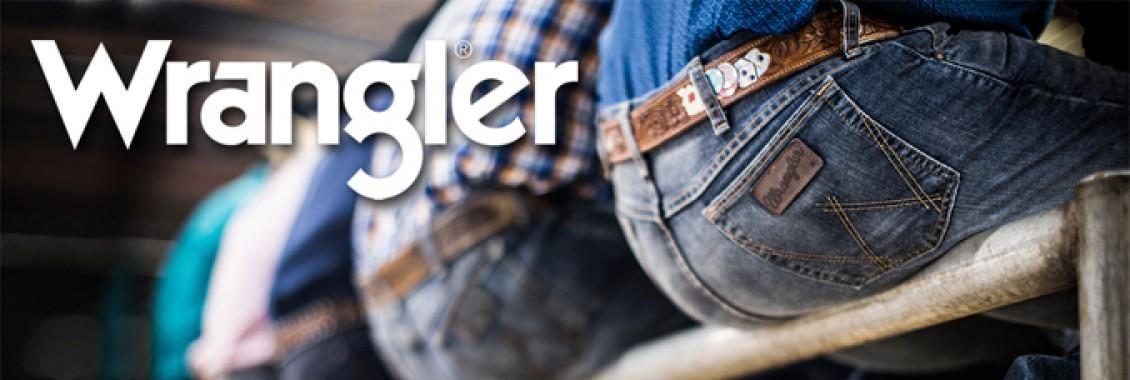 Wrangler jeans homme