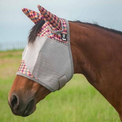 Masque à mouche Cashel palme cheval
