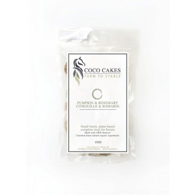 Friandises Coco Cakes citrouille & romarin 250 g