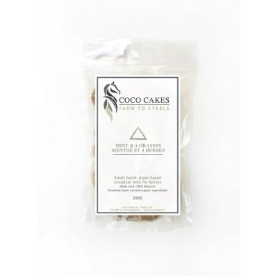 Friandises Coco Cakes menthe et 4 herbes 250 g