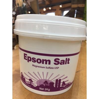 Sel d'Epsom 2 KG