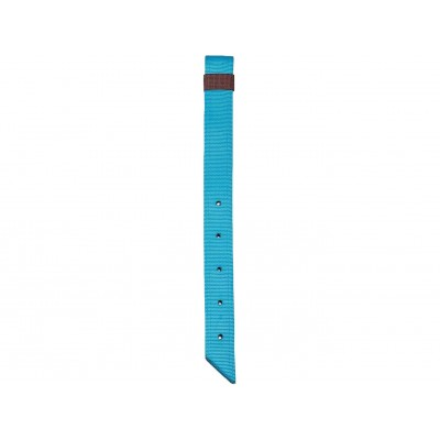 Contre-sanglon turquoise