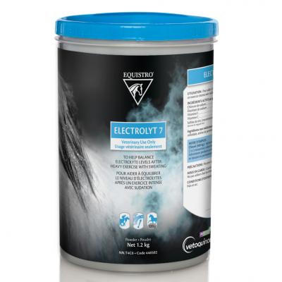 Électrolyte 7 VETOQUINOL  1.2 kg