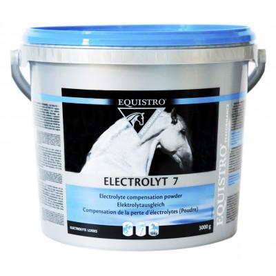 Électrolyte 7 VETOQUINOL 3kg